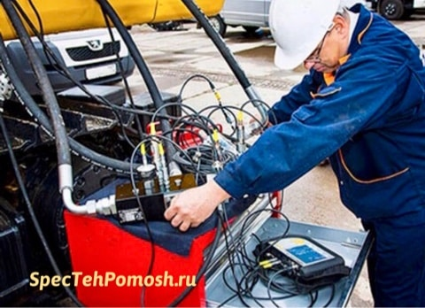 Автоэлектрик по спецтехнике с выездом по Москве и области