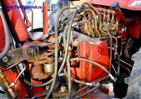 Ремонт гидравлики экскаваторов на выезде в Москве