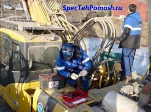 Электрик по экскаваторам с выездом в Москве