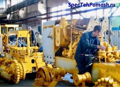 Механик по ремонту бульдозеров на выезде
