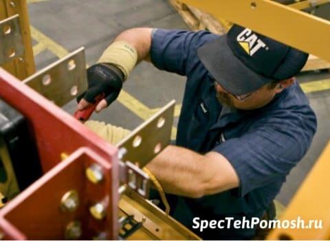 Механик по ремонту экскаваторов на выезде