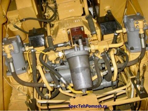 Ремонт топливной системы погрузчиков на выезде