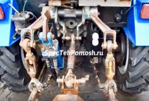 Ремонт тракторов МТЗ на выезде в Москве