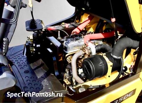 Ремонт электрики погрузчиков на выезде в Москве