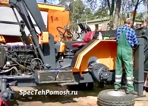 Ремонт электрики экскаваторов на выезде
