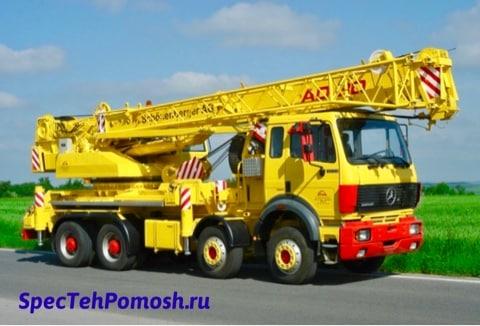 Электрик по автокранам с выездом в Москве