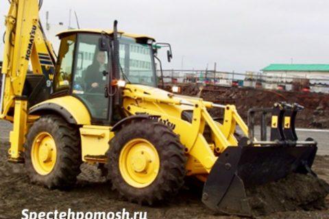 Ремонт погрузчиков Komatsu на выезде в Москве