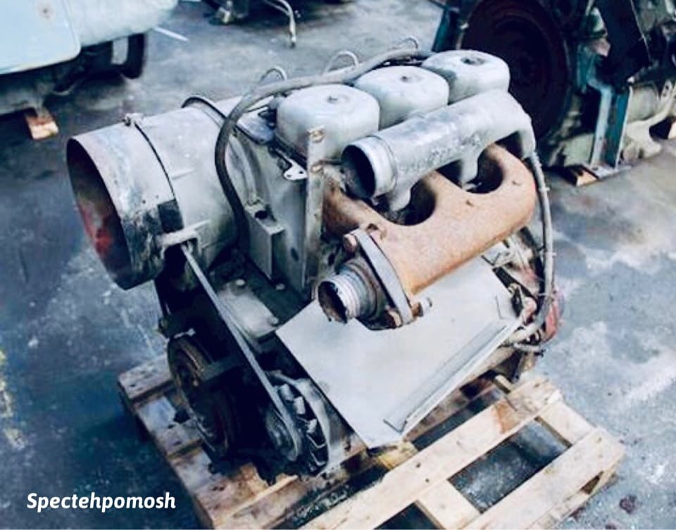 Ремонт двигателей Deutz в Москве и области