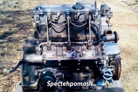 Ремонт двигателей Isuzu в Москве и области