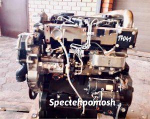 Ремонт двигателя Perkins в Москве и области